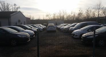 Prodaja vozila na placu